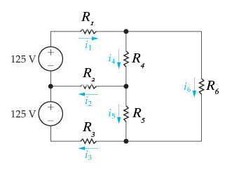 The circuit shown in figure(Figure 1) is a dc mode