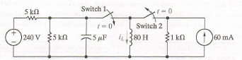I need the equation and process to find iL(t) Than
