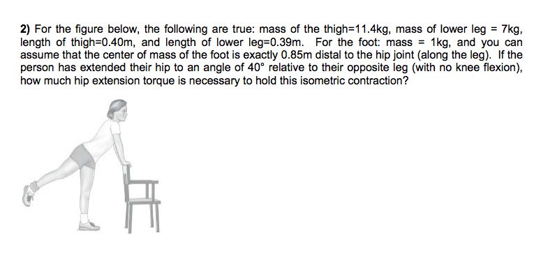 For the figure below, the following are true: mass