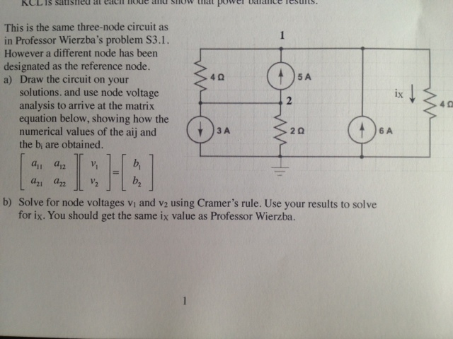 This is the same three-node circuit as in Professo