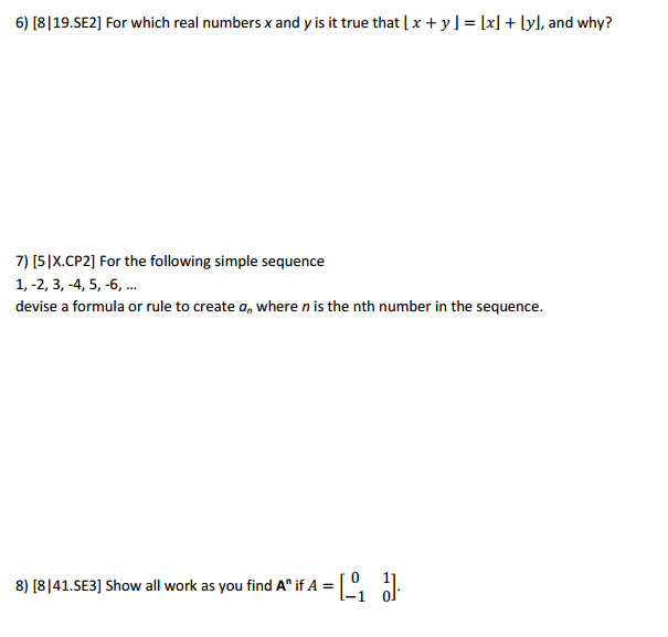 discrete math assignment help