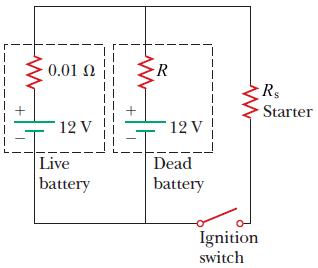 car battery jumper cables instructions