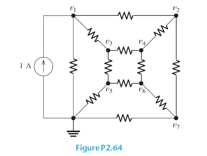 solved  the wheatstone bridge shown in figure 2 64 has vs