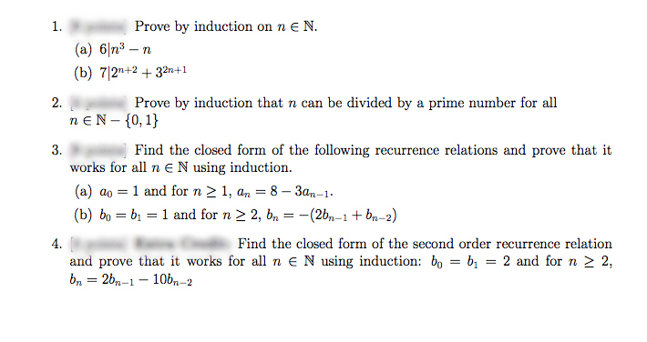 Direct proof examples discrete math