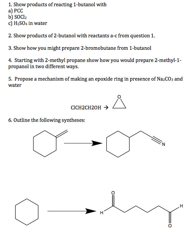 What Is the SN2 Reaction With 1-Bromobutane?