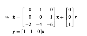 find the transfer function by using Mason's gain f