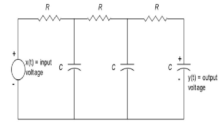 For the circuit shown below, find the input/output