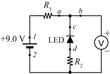 Consider the circuit at right, consisting of two i