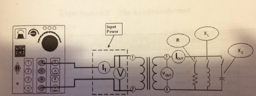 Calculate Input Power and Output Power with loads: