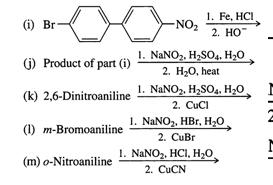 Product of part (i) 2, 6-Dinitroaniline m-Brom