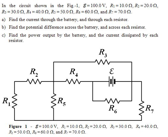 In the circuit shown in the Fig.-1 epsilon = 100.0