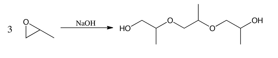 Under base-catalyzed conditions, several molecules