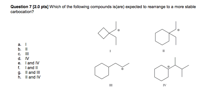 Which of the following compounds is(are) expected