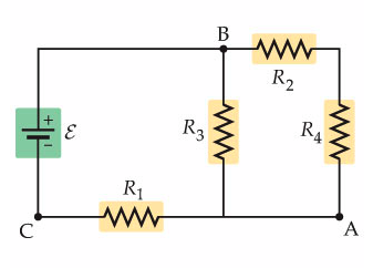 Consider the circuit shown in the figure above. Su