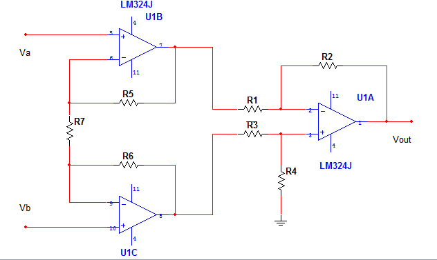 1) What type of op amp circuit is this? 2) Choose