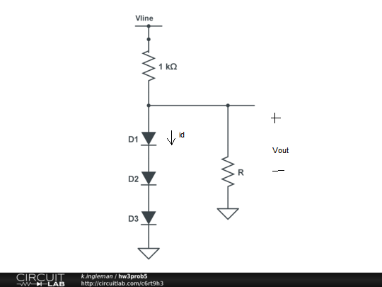 A regulator circuit is shown with Vline(t)=12+0.5c