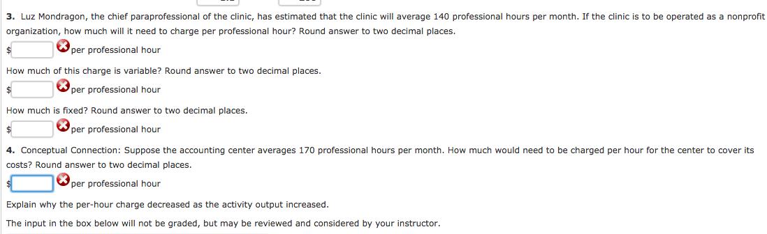 high low method practice questions