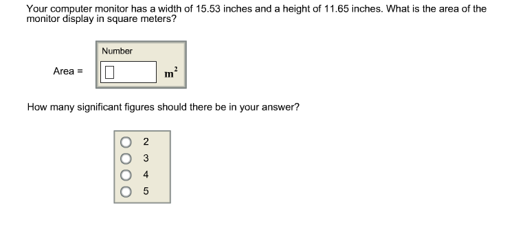 how to find height and width from area