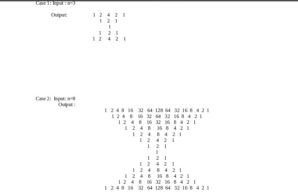 number pattern programs in java pdf