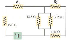 Consider the group of resistors in the figure belo