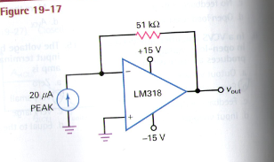 In fig. 19-17, the input current is changed to 10.