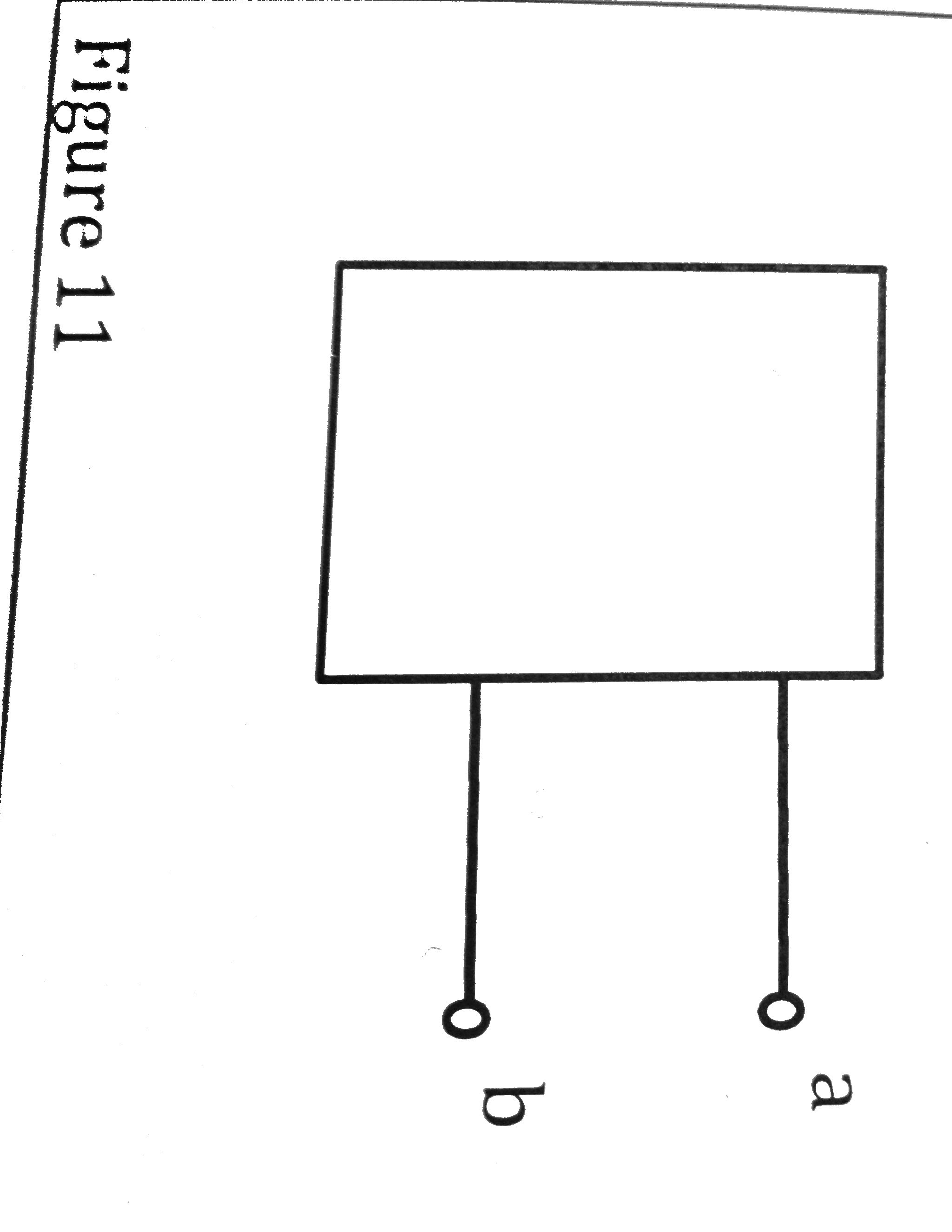 In Figure 11, an ammeter is connected across the l