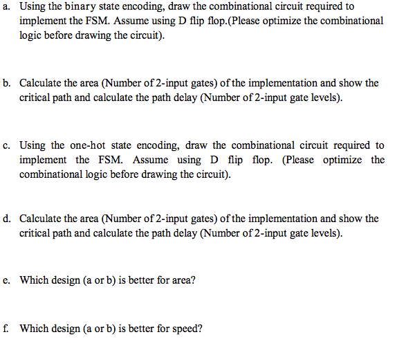 For the FSM given below: (Y and Z are outputs of t