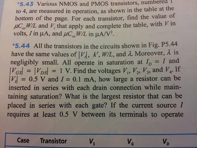 Please help with problem P5.44 and show all work.