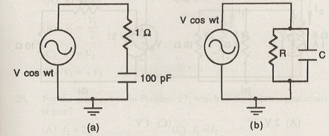 What should be the values of the capacitor C and t