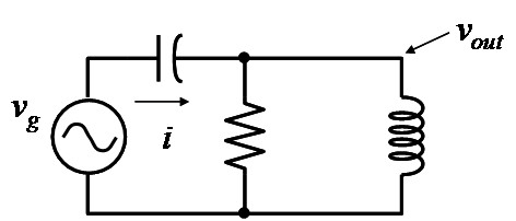 Given the following circuit with C = 31.25 nF, R =