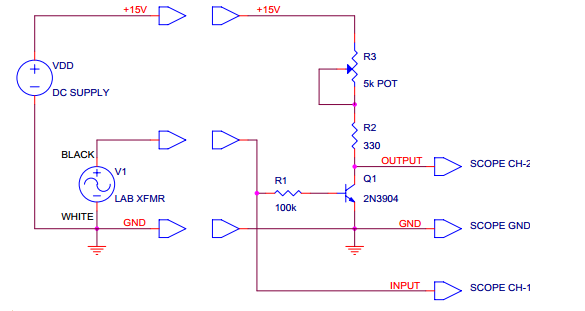 Explain why R1 is needed in the circuit of Fig. E2