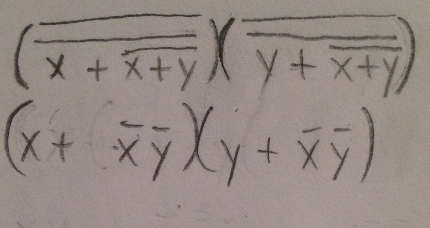 I need help simplifying this equation I managed to