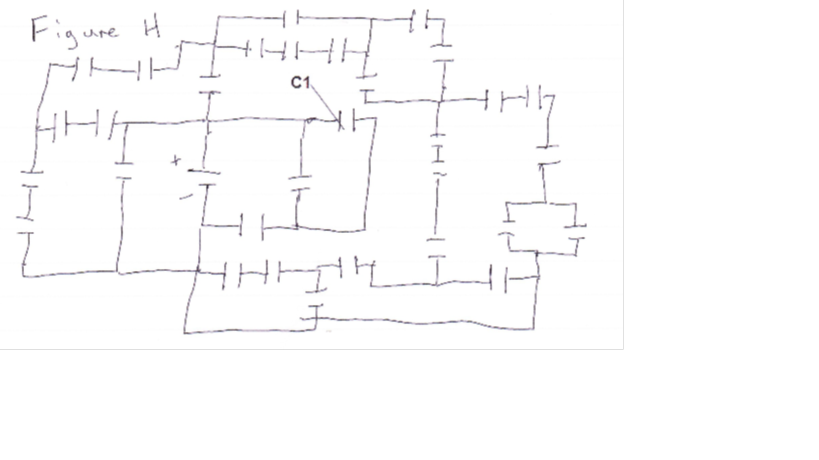 Figure H All the capacitors have capacitance of 6