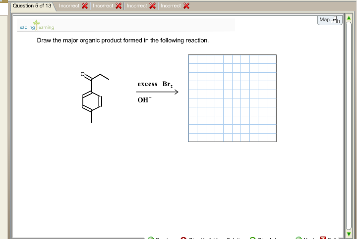 Draw The Major Organic Product Other Than Ethanol Chegg Com