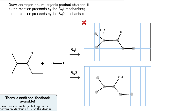Scribble Drawing Questions : Solved draw the major neutral organic product obtained i