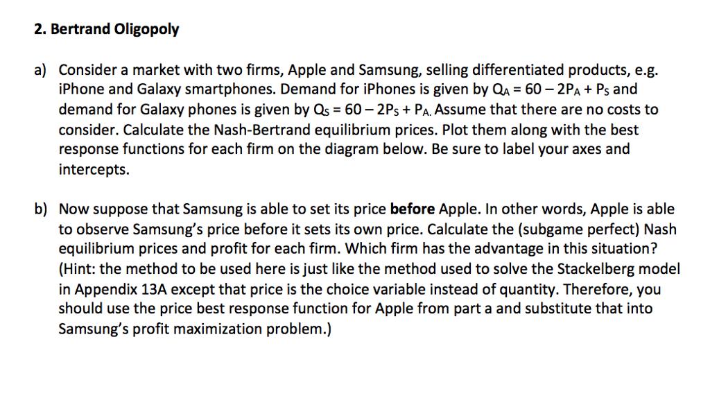 Apple iPhone, The Microeconomics Essay
