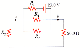Consider the circuit shown in the figure below. (A