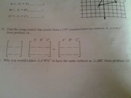 Any help you could give me with these problems wou
