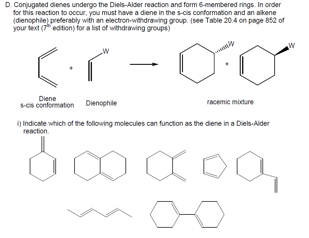 the formation of diels alder reactions essay A diels-alder synthesis of this is important because the synthetic formation of carbon-carbon bonds is difficult diels-alder reaction.