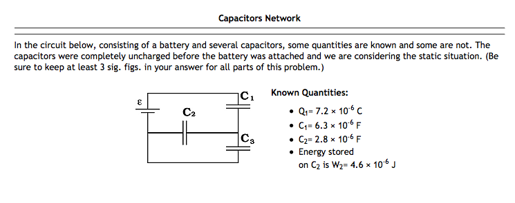 In the circuit below, consisting of a battery and