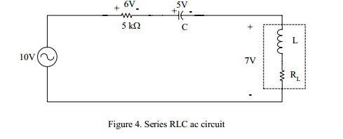 1. Draw the phasor diagram for the circuit shown i