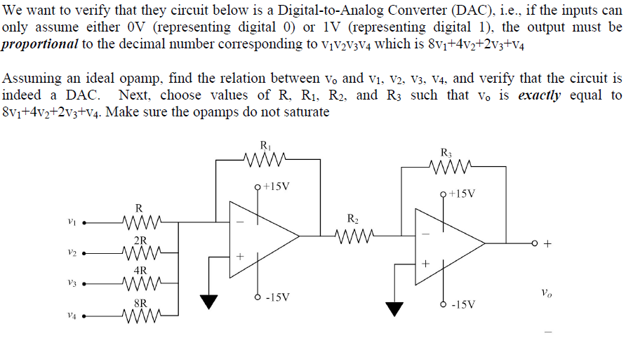 We want to verify that they circuit below is a Dig