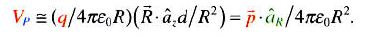 Use E = —VV in spherical coordinates to show that