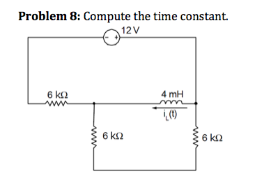 i know time constant in RL circuit is just L/R...b