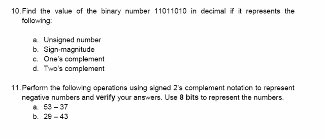 Find the value of the binary number 11011010 in de