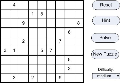 how to write a sudoku program in c
