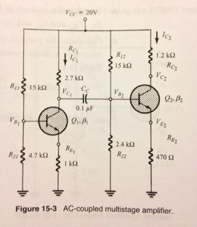 A) For the network of figure15-3 how will the volt