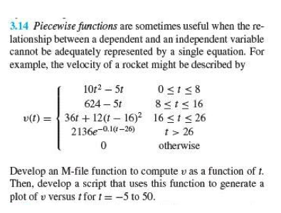 Piecewise Junctions are sometimes useful when the