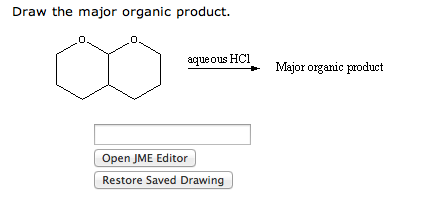 Draw the major organic product. Draw the skeletal