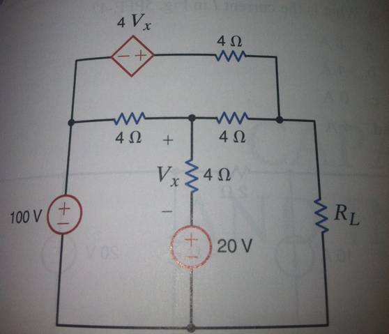 Draw the circuits and write/solve equations necess